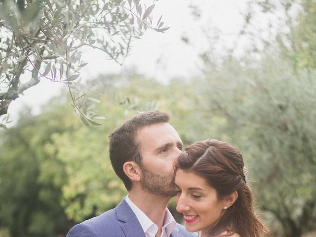 Le mariage de Wilfreid et Delphine à Saint-Félix-de-Pallières, Gard 48