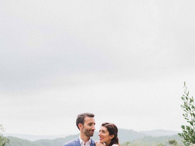 Le mariage de Wilfreid et Delphine à Saint-Félix-de-Pallières, Gard 53