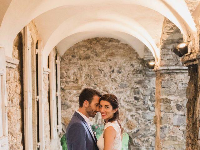 Le mariage de Wilfreid et Delphine à Saint-Félix-de-Pallières, Gard 56