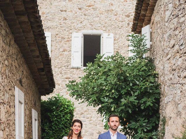 Le mariage de Wilfreid et Delphine à Saint-Félix-de-Pallières, Gard 57