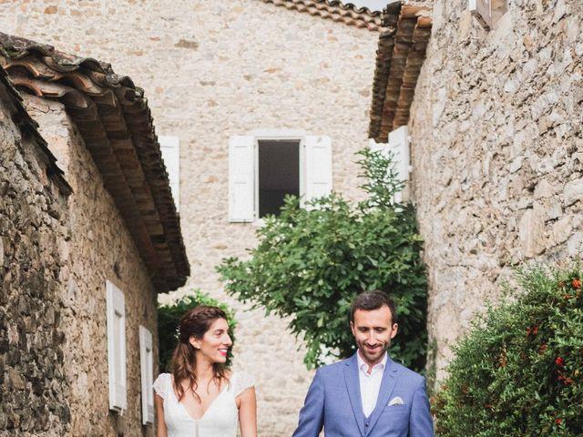Le mariage de Wilfreid et Delphine à Saint-Félix-de-Pallières, Gard 58
