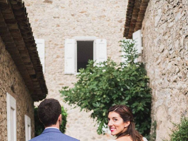 Le mariage de Wilfreid et Delphine à Saint-Félix-de-Pallières, Gard 59