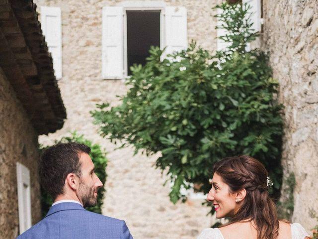 Le mariage de Wilfreid et Delphine à Saint-Félix-de-Pallières, Gard 60