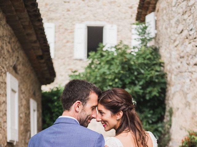 Le mariage de Wilfreid et Delphine à Saint-Félix-de-Pallières, Gard 61