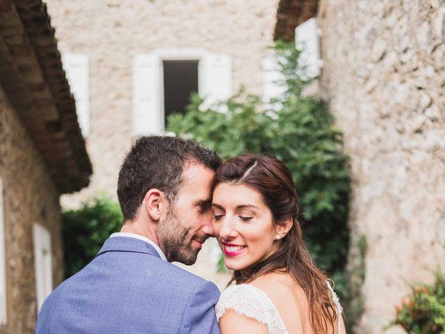 Le mariage de Wilfreid et Delphine à Saint-Félix-de-Pallières, Gard 62