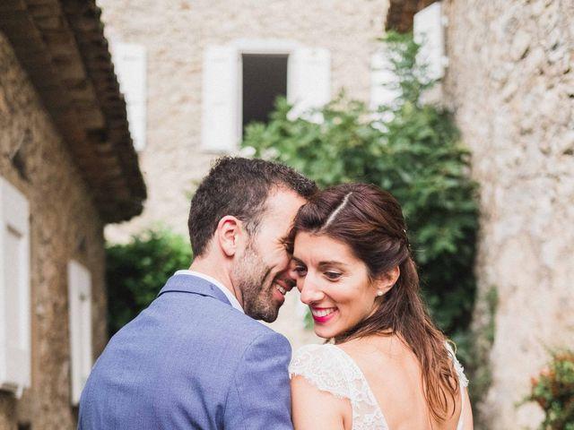 Le mariage de Wilfreid et Delphine à Saint-Félix-de-Pallières, Gard 63