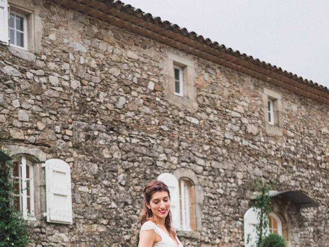 Le mariage de Wilfreid et Delphine à Saint-Félix-de-Pallières, Gard 64