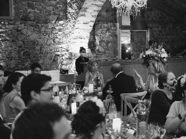 Le mariage de Wilfreid et Delphine à Saint-Félix-de-Pallières, Gard 77