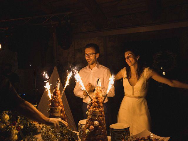 Le mariage de Wilfreid et Delphine à Saint-Félix-de-Pallières, Gard 79