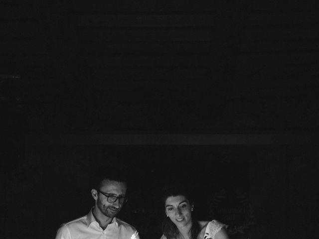 Le mariage de Wilfreid et Delphine à Saint-Félix-de-Pallières, Gard 80