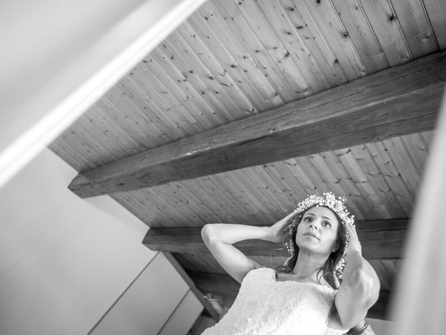 Le mariage de Joffrey et Amal à Saint-Porchaire, Charente Maritime 4