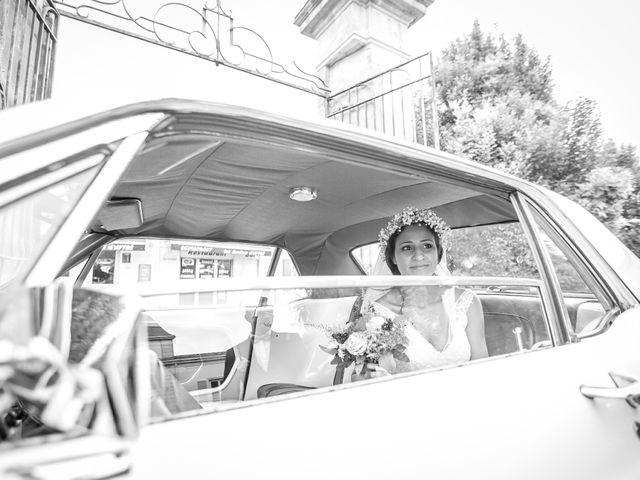 Le mariage de Joffrey et Amal à Saint-Porchaire, Charente Maritime 7