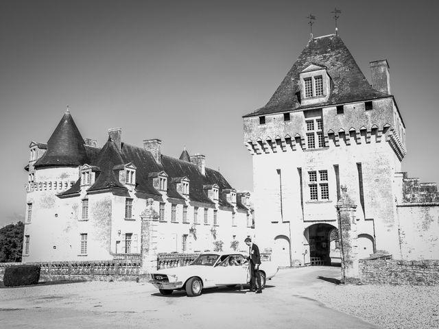 Le mariage de Joffrey et Amal à Saint-Porchaire, Charente Maritime 18