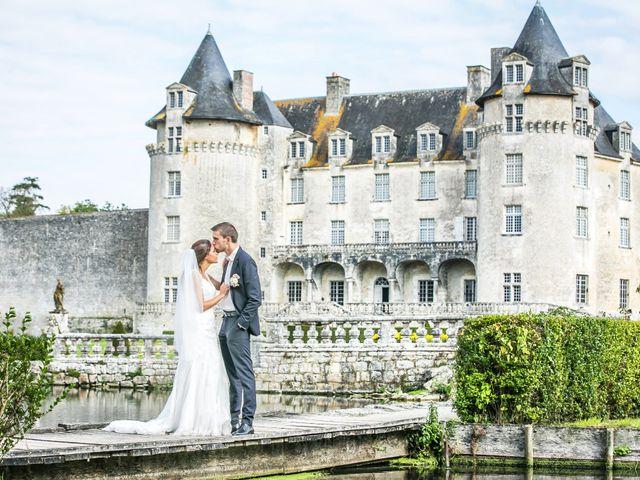 Le mariage de Joffrey et Amal à Saint-Porchaire, Charente Maritime 24
