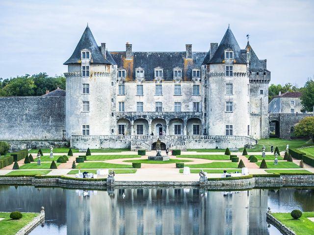 Le mariage de Joffrey et Amal à Saint-Porchaire, Charente Maritime 25