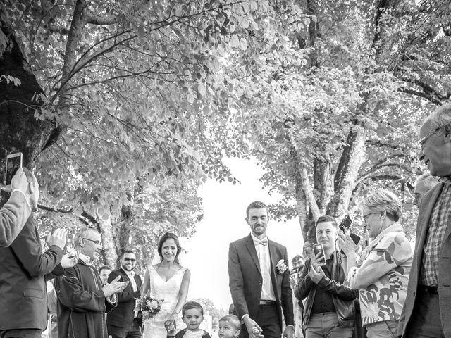 Le mariage de Joffrey et Amal à Saint-Porchaire, Charente Maritime 30