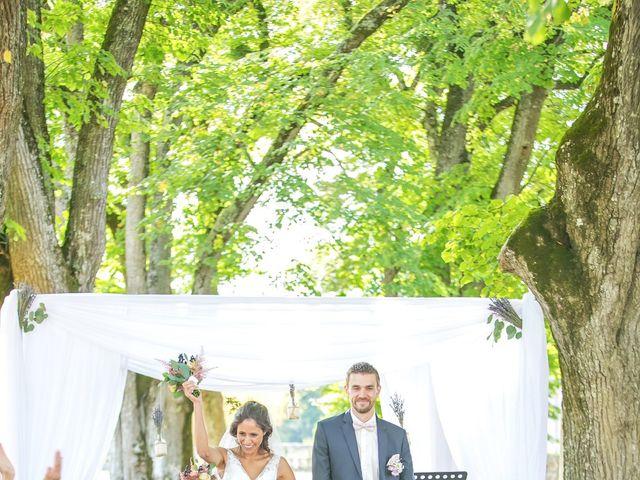Le mariage de Joffrey et Amal à Saint-Porchaire, Charente Maritime 38