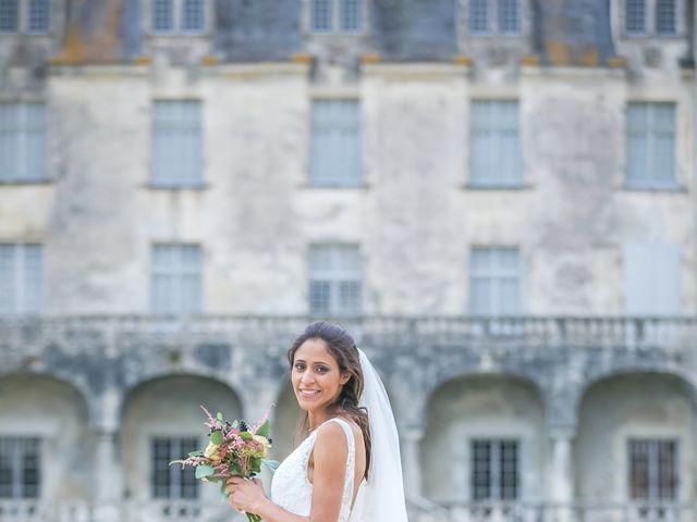 Le mariage de Joffrey et Amal à Saint-Porchaire, Charente Maritime 45