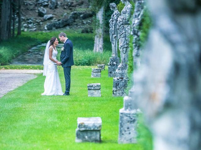 Le mariage de Joffrey et Amal à Saint-Porchaire, Charente Maritime 53