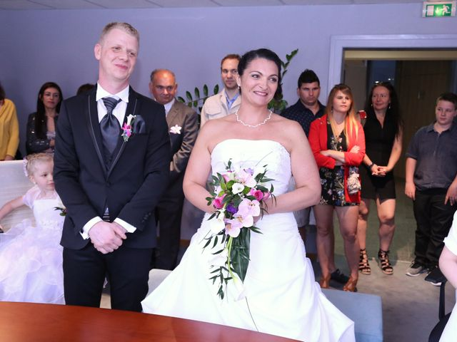 Le mariage de Jonathan et Sandrine  à Biesheim, Haut Rhin 1