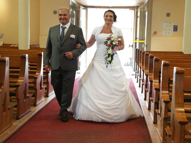 Le mariage de Jonathan et Sandrine  à Biesheim, Haut Rhin 2