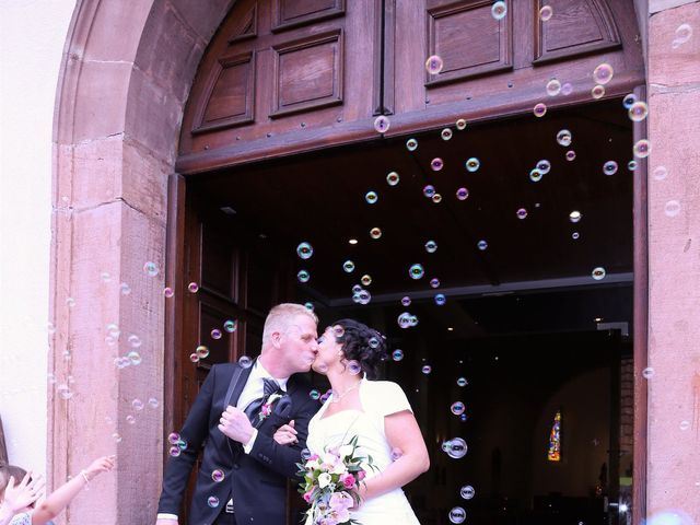 Le mariage de Jonathan et Sandrine  à Biesheim, Haut Rhin 14