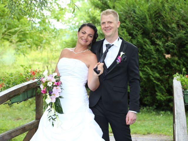 Le mariage de Jonathan et Sandrine  à Biesheim, Haut Rhin 22