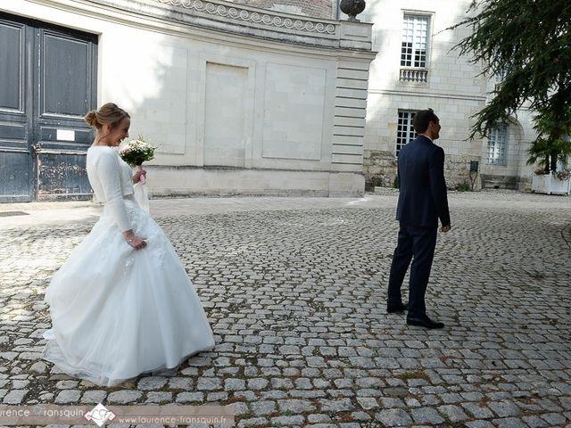 Le mariage de Fred et Julie à Tours, Indre-et-Loire 1