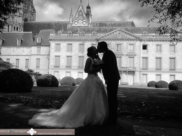 Le mariage de Fred et Julie à Tours, Indre-et-Loire 2