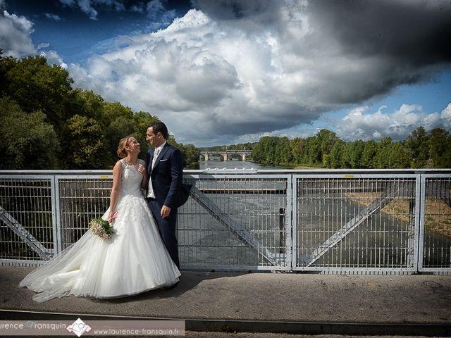 Le mariage de Fred et Julie à Tours, Indre-et-Loire 9