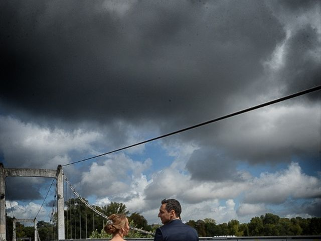 Le mariage de Fred et Julie à Tours, Indre-et-Loire 10