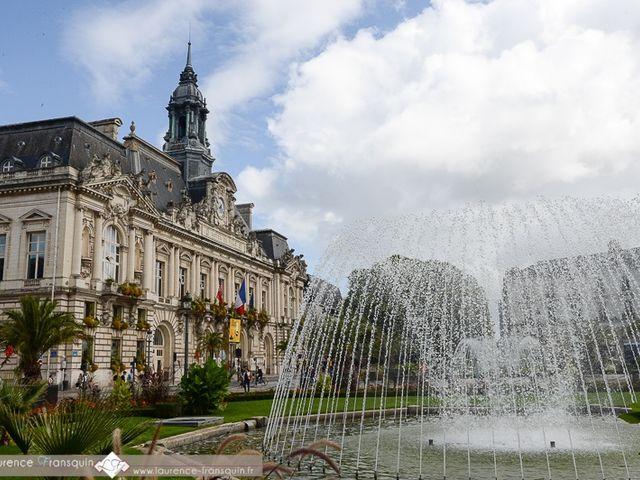 Le mariage de Fred et Julie à Tours, Indre-et-Loire 11