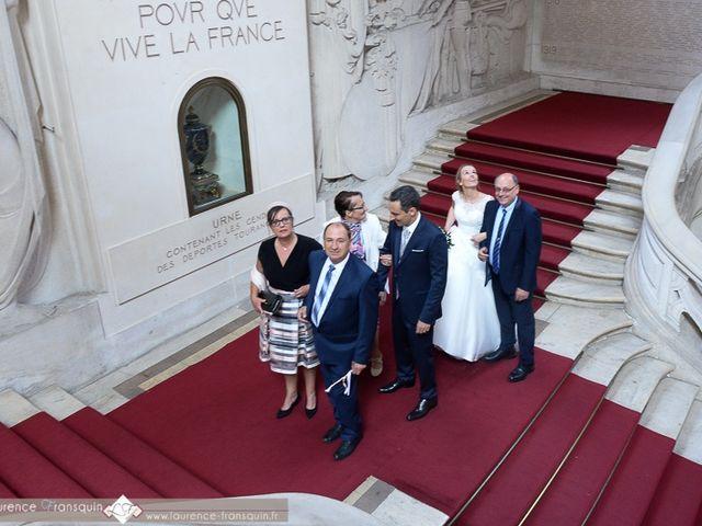 Le mariage de Fred et Julie à Tours, Indre-et-Loire 12