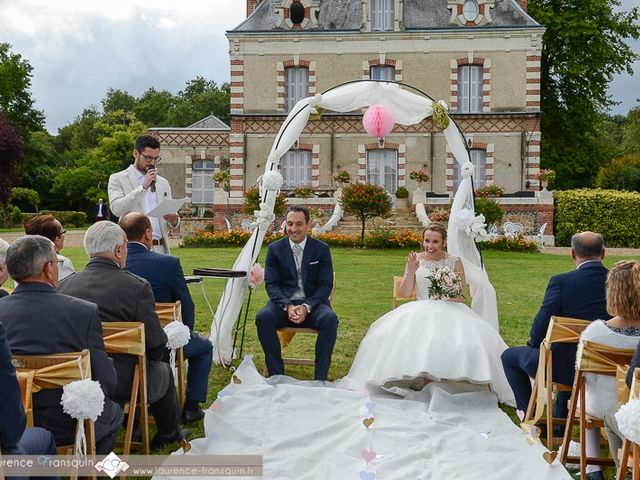 Le mariage de Fred et Julie à Tours, Indre-et-Loire 18