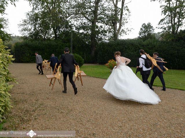 Le mariage de Fred et Julie à Tours, Indre-et-Loire 20