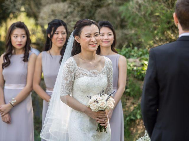 Le mariage de Jean Marc et Jia à Villebois, Ain 6