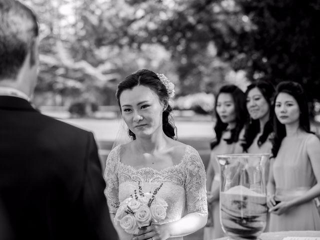 Le mariage de Jean Marc et Jia à Villebois, Ain 13