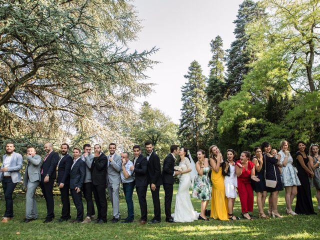 Le mariage de Jean Marc et Jia à Villebois, Ain 15