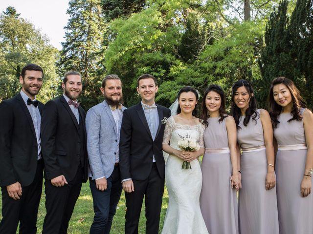 Le mariage de Jean Marc et Jia à Villebois, Ain 16