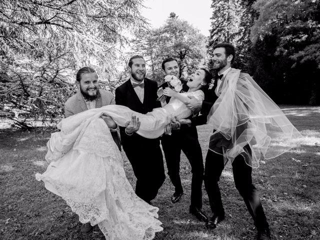 Le mariage de Jean Marc et Jia à Villebois, Ain 18