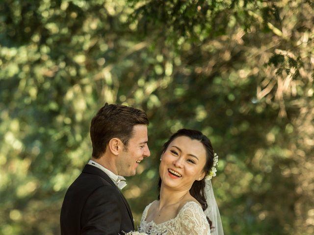 Le mariage de Jean Marc et Jia à Villebois, Ain 30