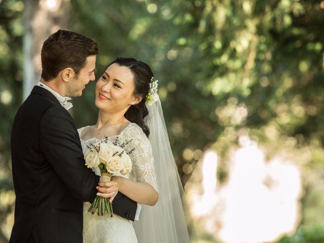 Le mariage de Jean Marc et Jia à Villebois, Ain 31