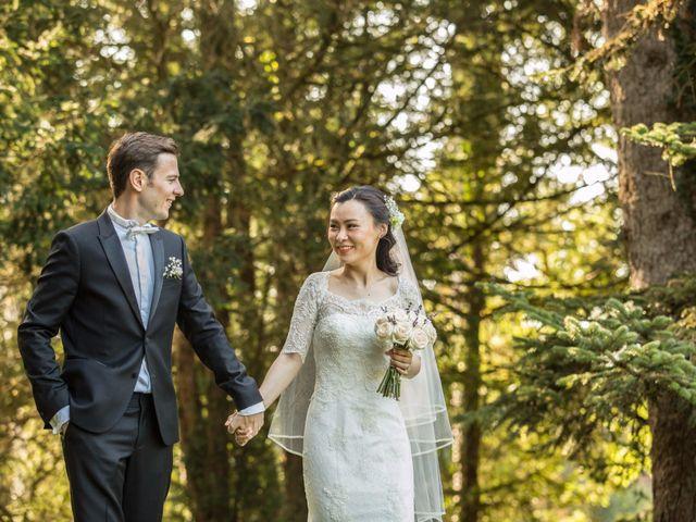Le mariage de Jean Marc et Jia à Villebois, Ain 32
