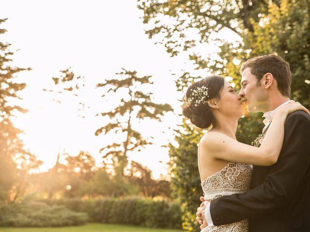 Le mariage de Jia et Jean Marc