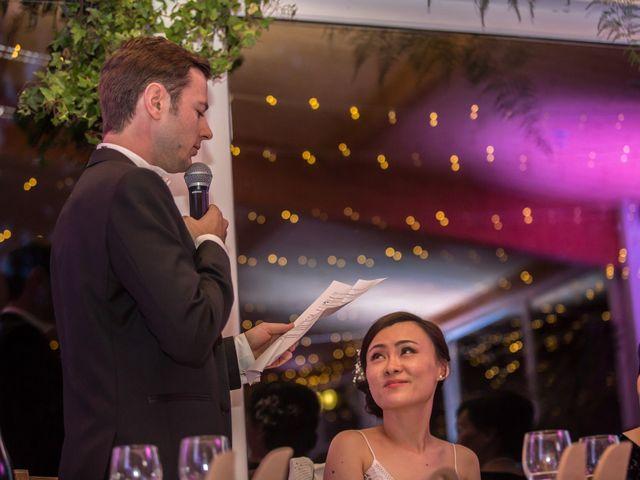 Le mariage de Jean Marc et Jia à Villebois, Ain 35