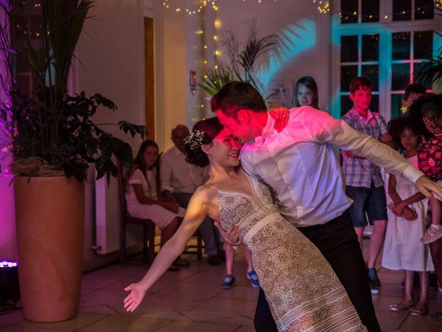 Le mariage de Jean Marc et Jia à Villebois, Ain 41
