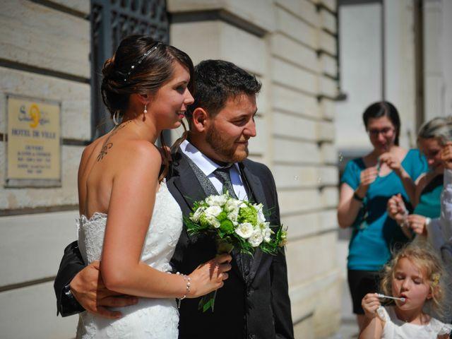 Le mariage de Garry et Camille à Saint-Dizier, Haute-Marne 77