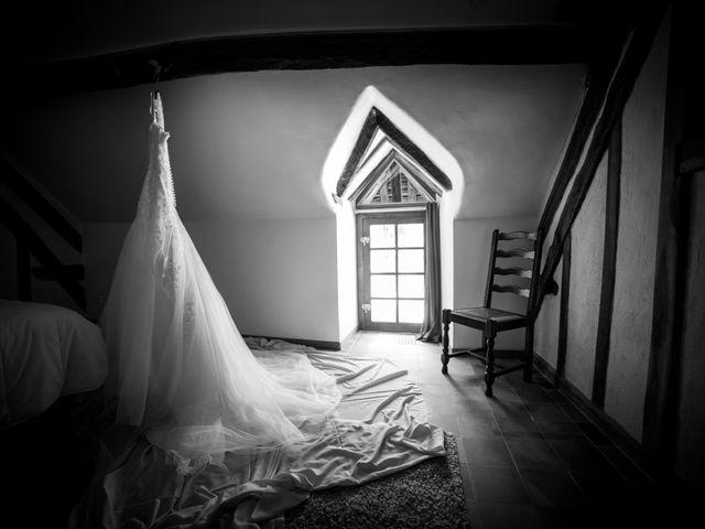 Le mariage de Jordane et Morganne à Fouchères, Aube 5