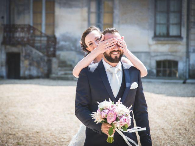 Le mariage de Jordane et Morganne à Fouchères, Aube 11