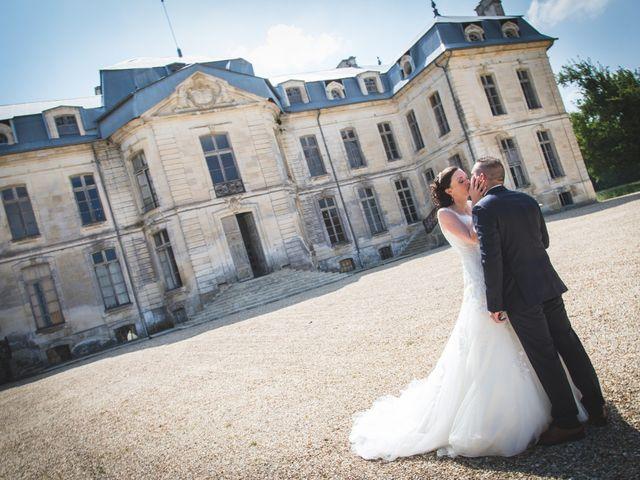 Le mariage de Jordane et Morganne à Fouchères, Aube 12